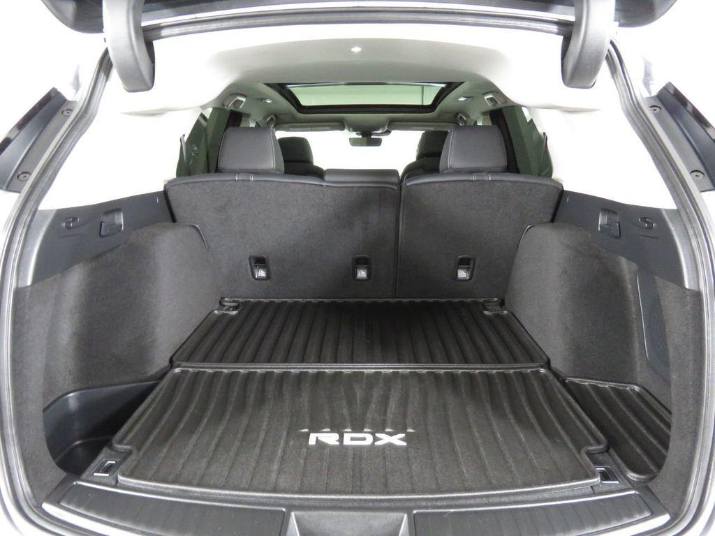 2020 Acura RDX FWD w/Technology Pkg - 18951032 - 27
