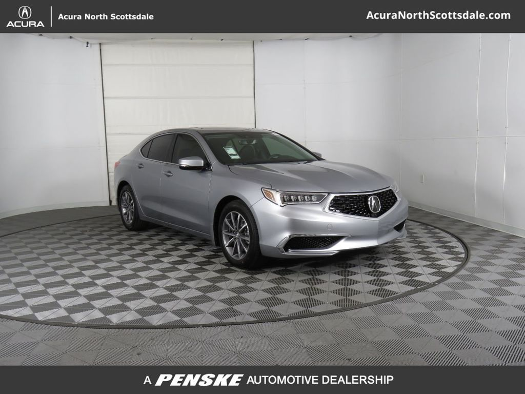 2020 New Acura Tlx 2 4l Fwd W Technology Pkg At Penske Automall Az Iid 18882885