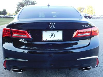 2020 Acura TLX 3.5L FWD w/Technology Pkg Sedan - Click to see full-size photo viewer