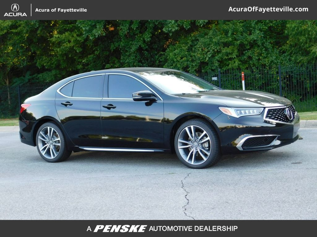 2020 New Acura Tlx 3 5l Sh Awd W Technology Pkg At Fayetteville