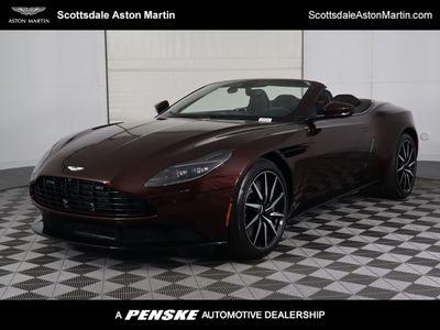 2020 Aston Martin DB11  Convertible