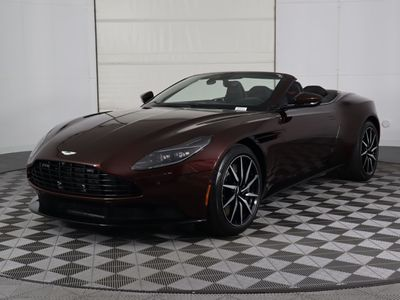 2020 Aston Martin DB11  Convertible - Click to see full-size photo viewer