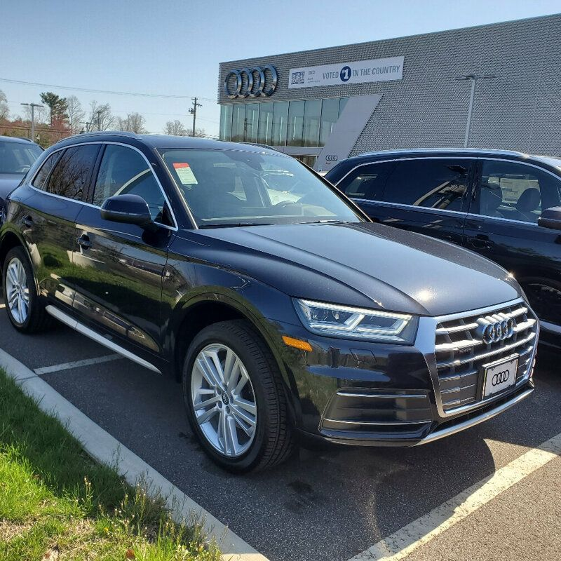 2020 New Audi Q5 Premium Plus 45 TFSI Quattro At