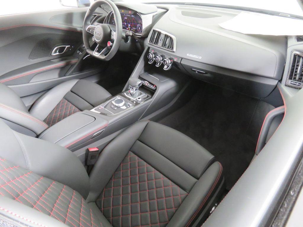 2020 New Audi R8 Coupe V10 Quattro At Penskeluxury Com Wuaeeafx4l7900304