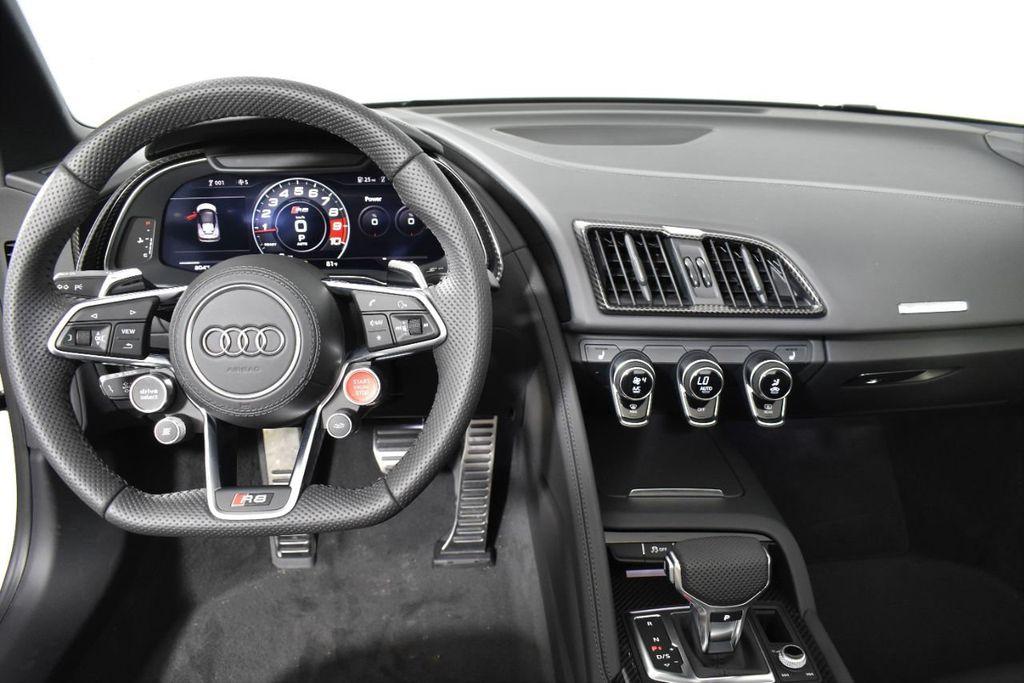 2020 New Audi R8 Spyder V10 Performance Quattro At Inskip S Warwick Auto Mall Serving Providence Ri Iid 20103872