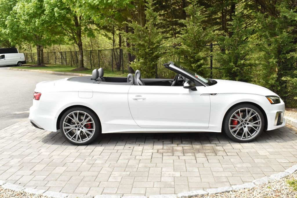 New 2020 Audi S5 Cabriolet Prestige 3.0 TFSI quattro for ...
