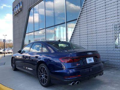 2020 Audi S8 4.0 TFSI Sedan - Click to see full-size photo viewer