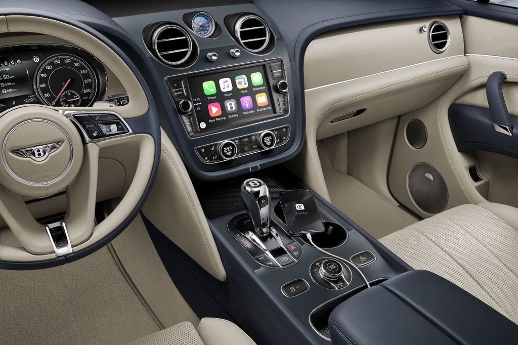 2020 Bentley Bentayga Hybrid Now Accepting Orders! - 18557422 - 4
