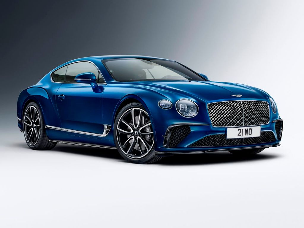 2020 Bentley Continental GT Now Accepting Orders! - 18542325 - 0