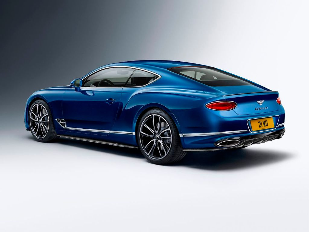 2020 Bentley Continental GT Now Accepting Orders! - 18542325 - 2