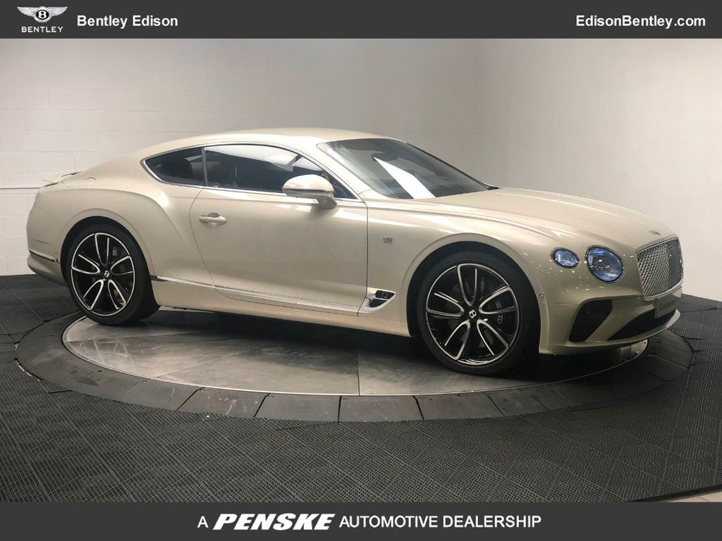 2020 New Bentley Continental Gt Now Taking Orders At Bentley Edison