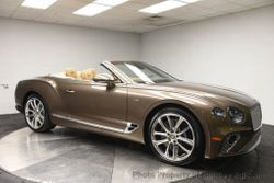 2020 Bentley Continental GTC - SCBDG4ZG0LC075971