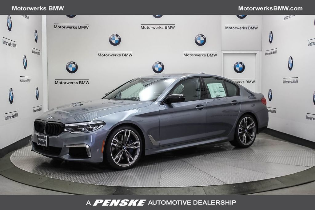 2020 New BMW 5 Series M550i xDrive Sedan for Sale in