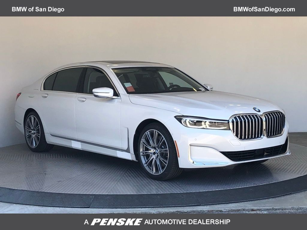 2020 New BMW 7 Series 750i XDrive At BMW Of San Diego, CA