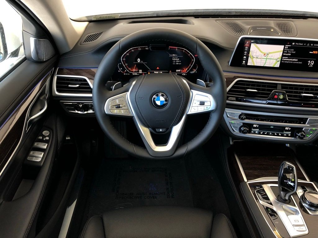 2020 BMW 7 Series 750i xDrive - 18926196 - 2