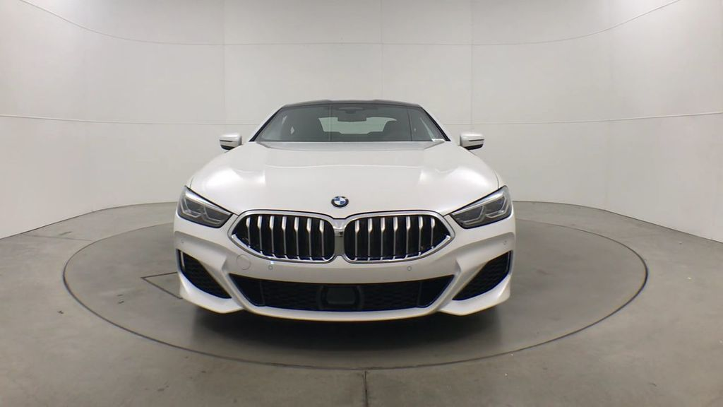2020 New BMW 8 Series 840i at BMW of Gwinnett Place Serving Atlanta,  Duluth, Decatur, GA, IID 19314786