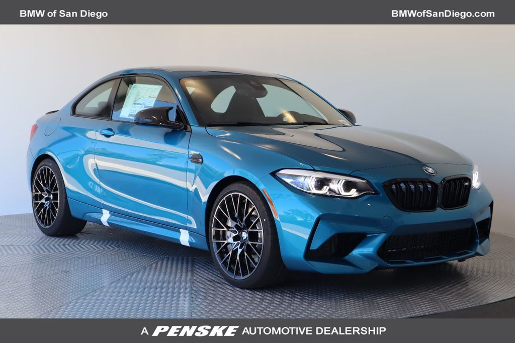 2020 bmw m2 competition coupe for sale san diego  ca -  67 740