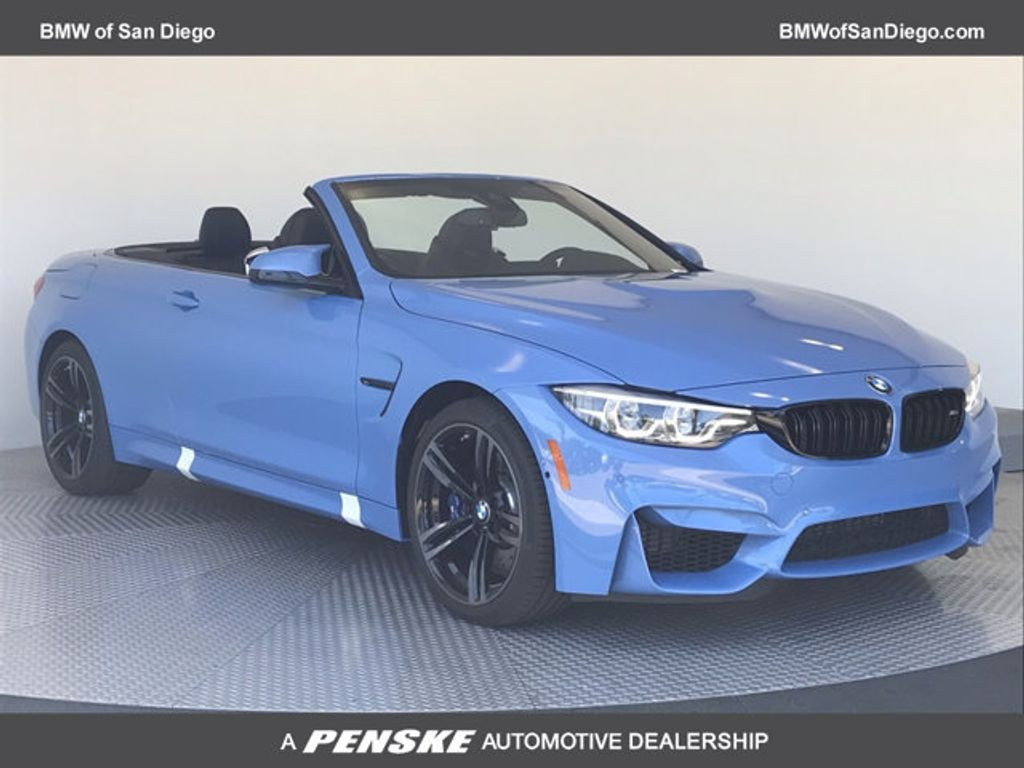 2020 New Bmw M4 Convertible At Bmw Of San Diego Ca Iid 19141938
