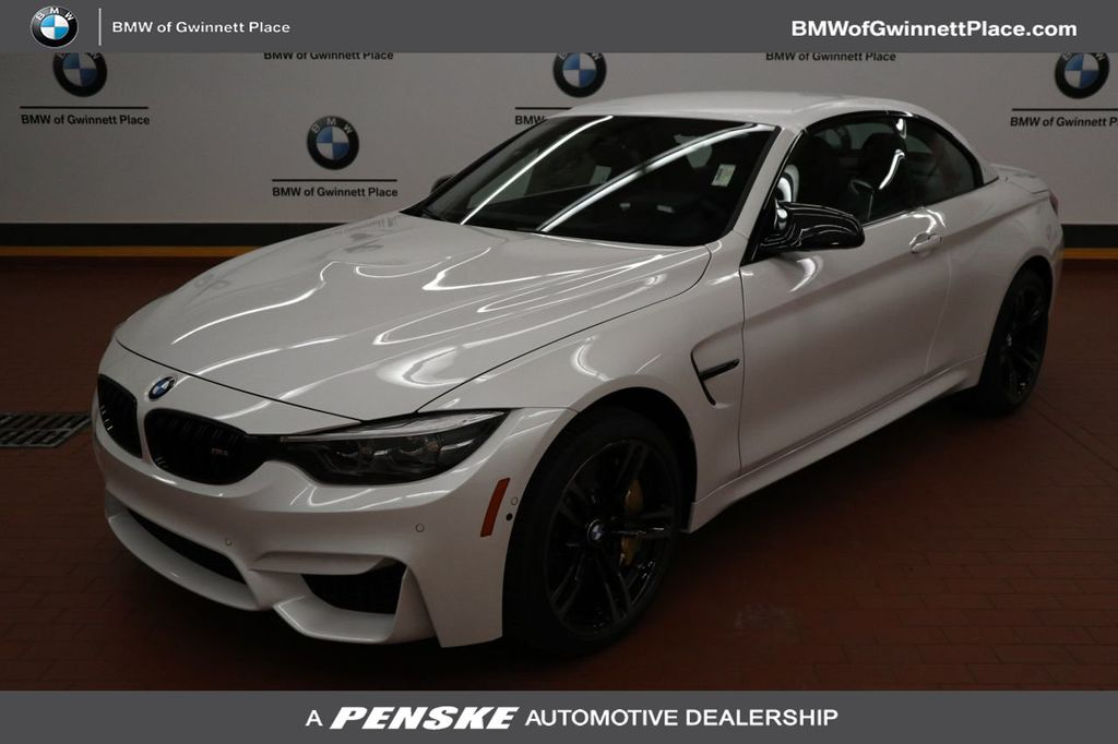 New Overtime Law 2020 2020 New BMW M4 Convertible at United BMW Serving Atlanta