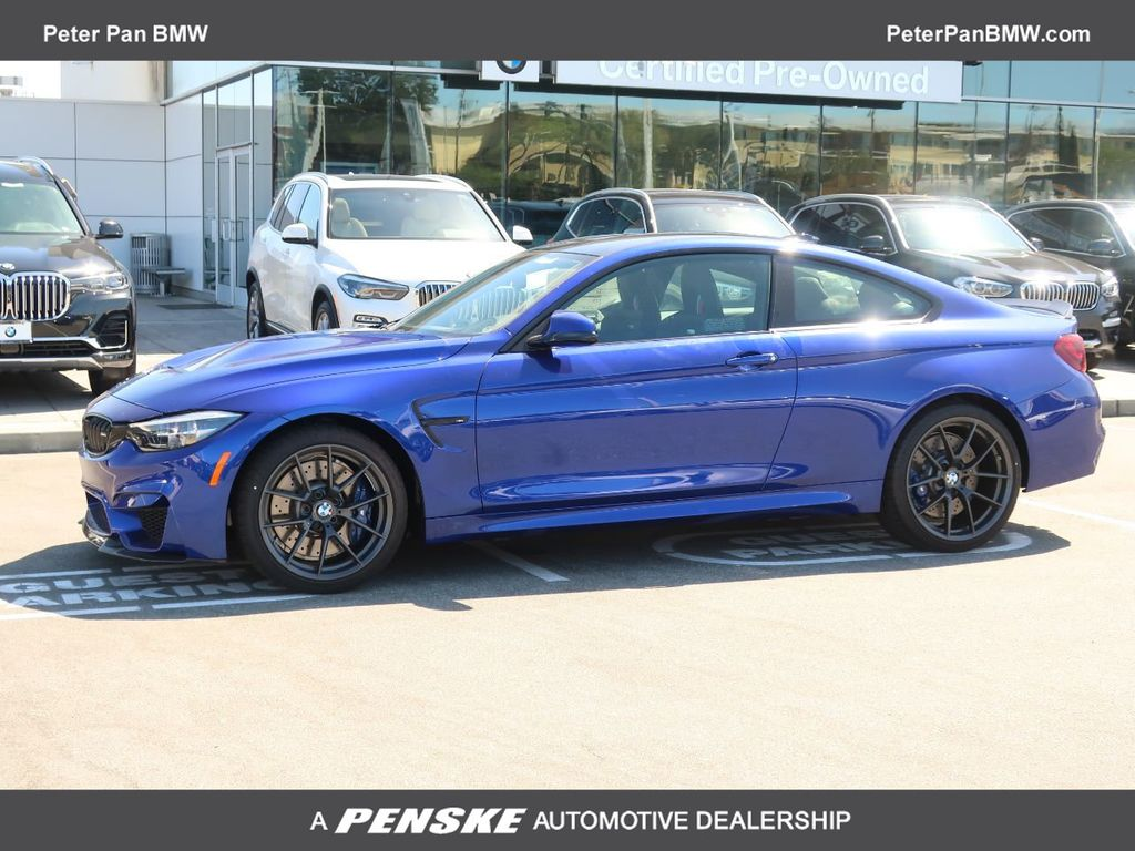 2020 New Bmw M4 Cs Coupe At Peter Pan Bmw Serving San Francisco San Mateo The Bay Area Ca Iid 19179366