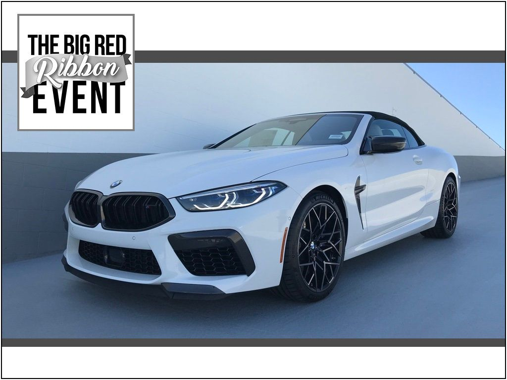 New 2020 Bmw M8 Competition Convertible For Sale In Santa Ana California 402896 Penskecars Com