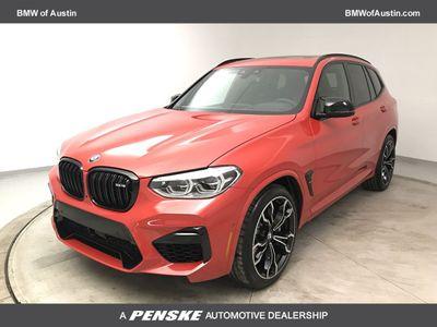 2020 BMW X3 M Competition Sports Activity Vehicle SAV