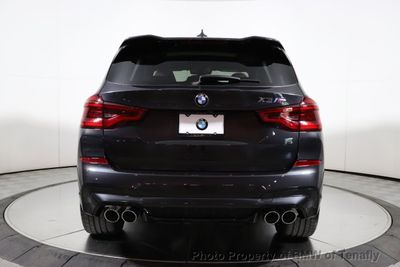 2020 BMW X3 M Sports Activity Vehicle SAV - Click to see full-size photo viewer
