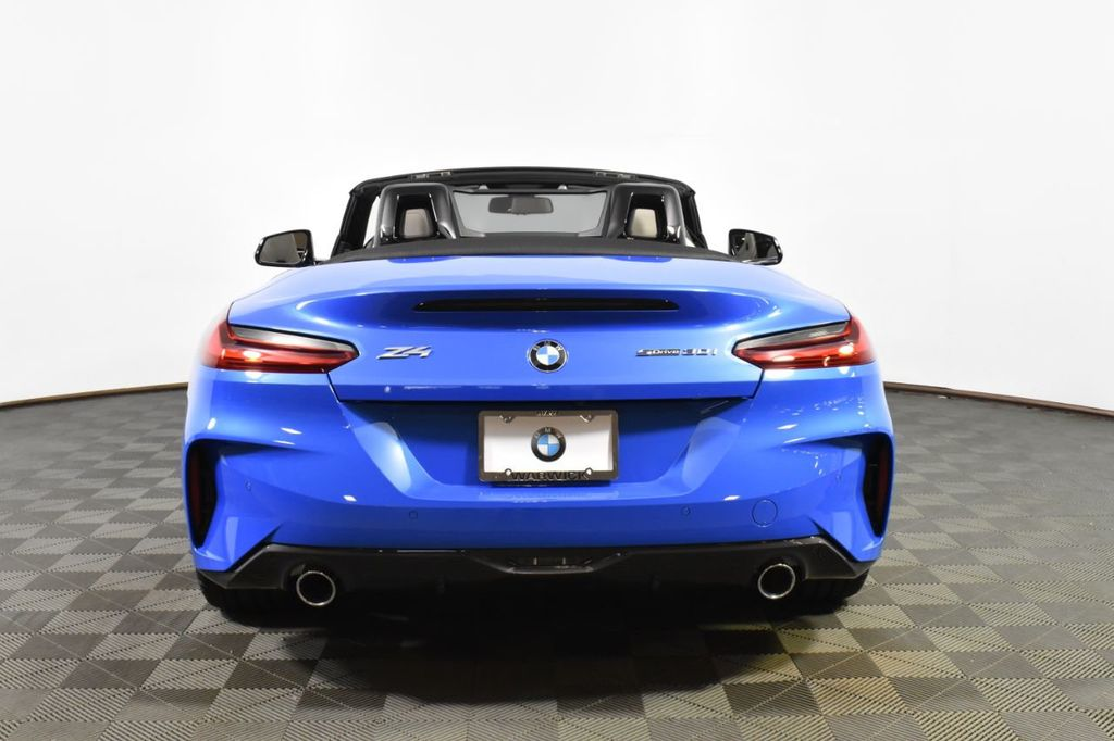2020 New BMW Z4 sDrive30i Roadster at Inskip's Warwick ...