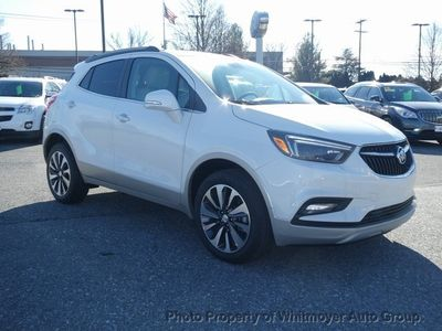 New 2020 Buick Encore AWD 4dr Essence SUV