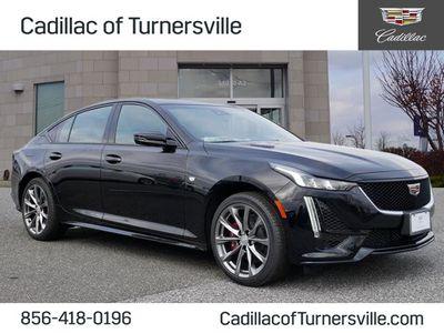 2020 New Cadillac Ct5 4dr Sedan Sport At Turnersville Automall