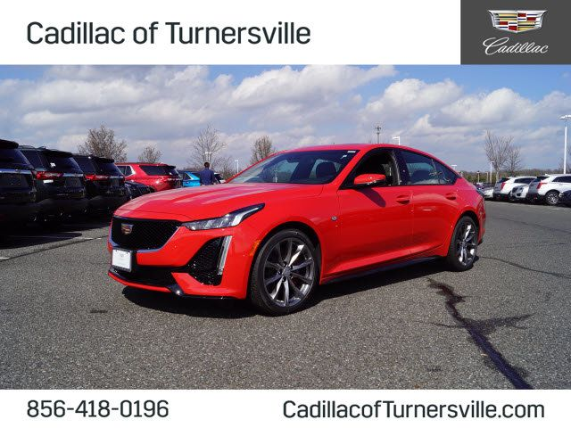 new 2020 cadillac ct5 4dr sedan sport for sale in
