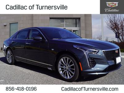 New Cadillac Ct6 >> 2020 New Cadillac Ct6 4dr Sedan 3 6l Luxury At Turnersville Automall Serving South Jersey Nj Iid 19599711