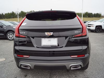 2020 Cadillac XT4 FWD 4dr Premium Luxury SUV - Click to see full-size photo viewer