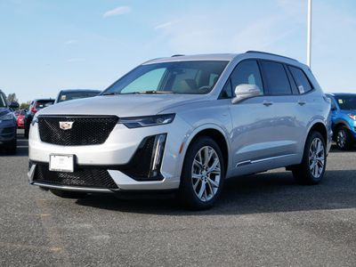2020 Cadillac XT6 AWD 4dr Sport SUV - Click to see full-size photo viewer