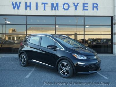 New 2020 Chevrolet Bolt EV 5dr Wagon Premier Sedan