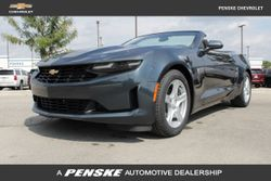 2020 Chevrolet Camaro - 1G1FB3DS4L0107888