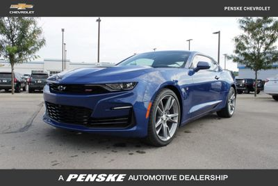 2020 Chevrolet Camaro 2dr Coupe 2SS