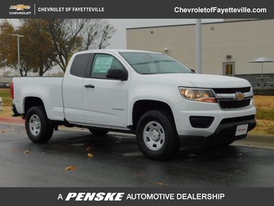 2020 Chevrolet Colorado 2WD Ext Cab 128