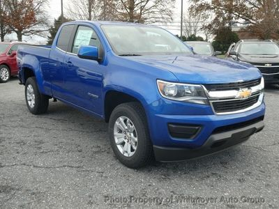 "New 2020 Chevrolet Colorado 4WD Ext Cab 128"" LT Truck"