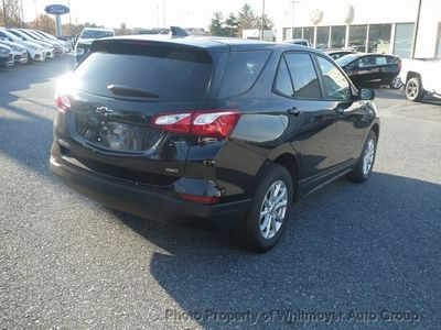 2020 Chevrolet Equinox AWD 4dr LS w/1LS - Click to see full-size photo viewer