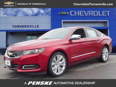 2020 Chevrolet Impala 4dr Sedan Premier w/2LZ