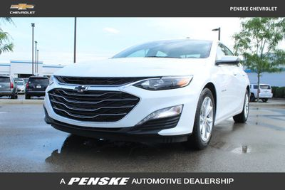 2020 Chevrolet Malibu 4dr Sedan LT
