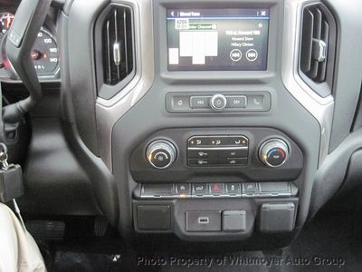 "2020 Chevrolet Silverado 1500 4WD Crew Cab 147"" Custom - Click to see full-size photo viewer"
