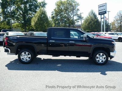 """2020 Chevrolet Silverado 2500HD 4WD Crew Cab 159"""" LTZ - Click to see full-size photo viewer"""