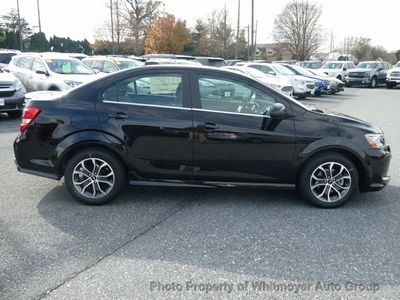 2020 Chevrolet Sonic 4dr Sedan LT - Click to see full-size photo viewer