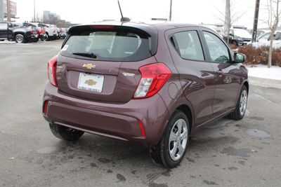 2020 Chevrolet Spark 4dr Hatchback CVT LS Sedan - Click to see full-size photo viewer