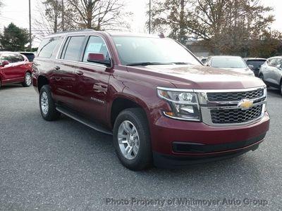 New 2020 Chevrolet Suburban LS SUV