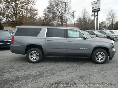 2020 Chevrolet Suburban LS - Click to see full-size photo viewer