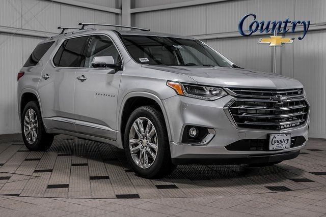 2020 New Chevrolet Traverse Awd 4dr High Country At Country Auto