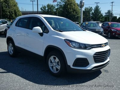 New Chevrolet Trax At Whitmoyer Auto Group Serving Mount Joy Pa